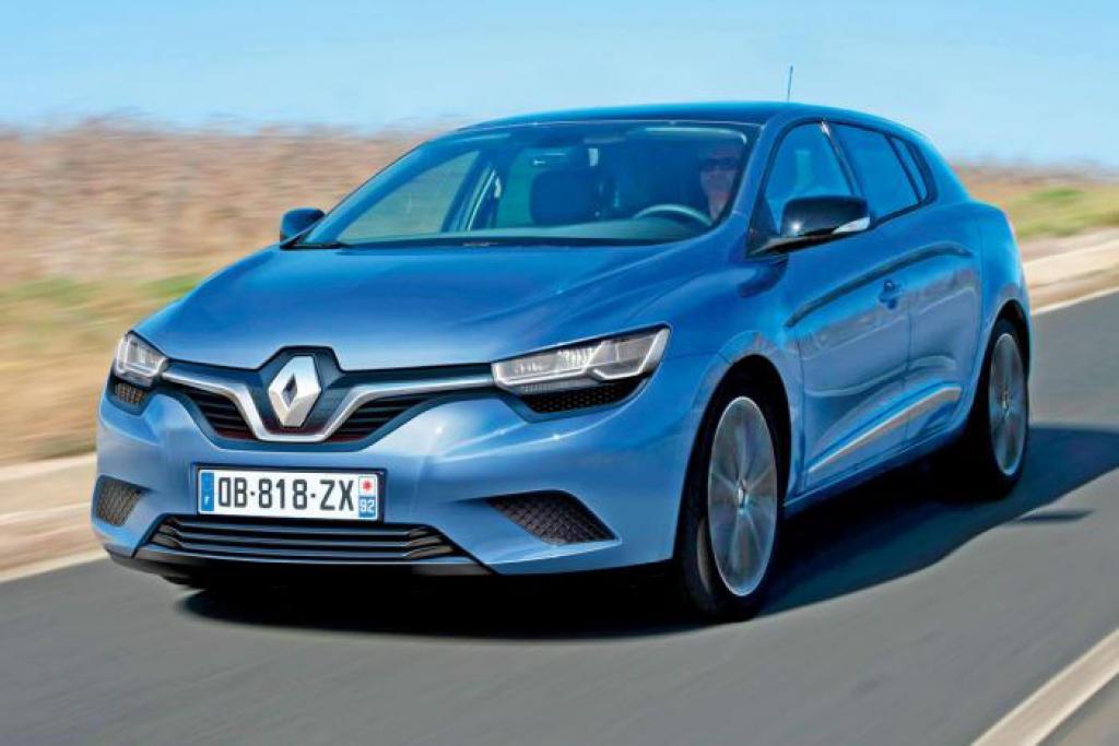 Новый Renault Megane дебютирует …